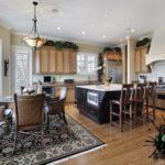 Кухня-столовая-в-стиле-прованс