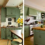 кухня-зеленого-цвета+(18)