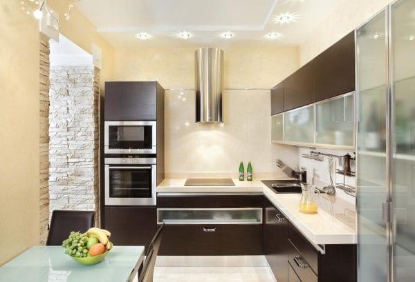 Кухня бежевого цвета: воплощение мечты о комфорте