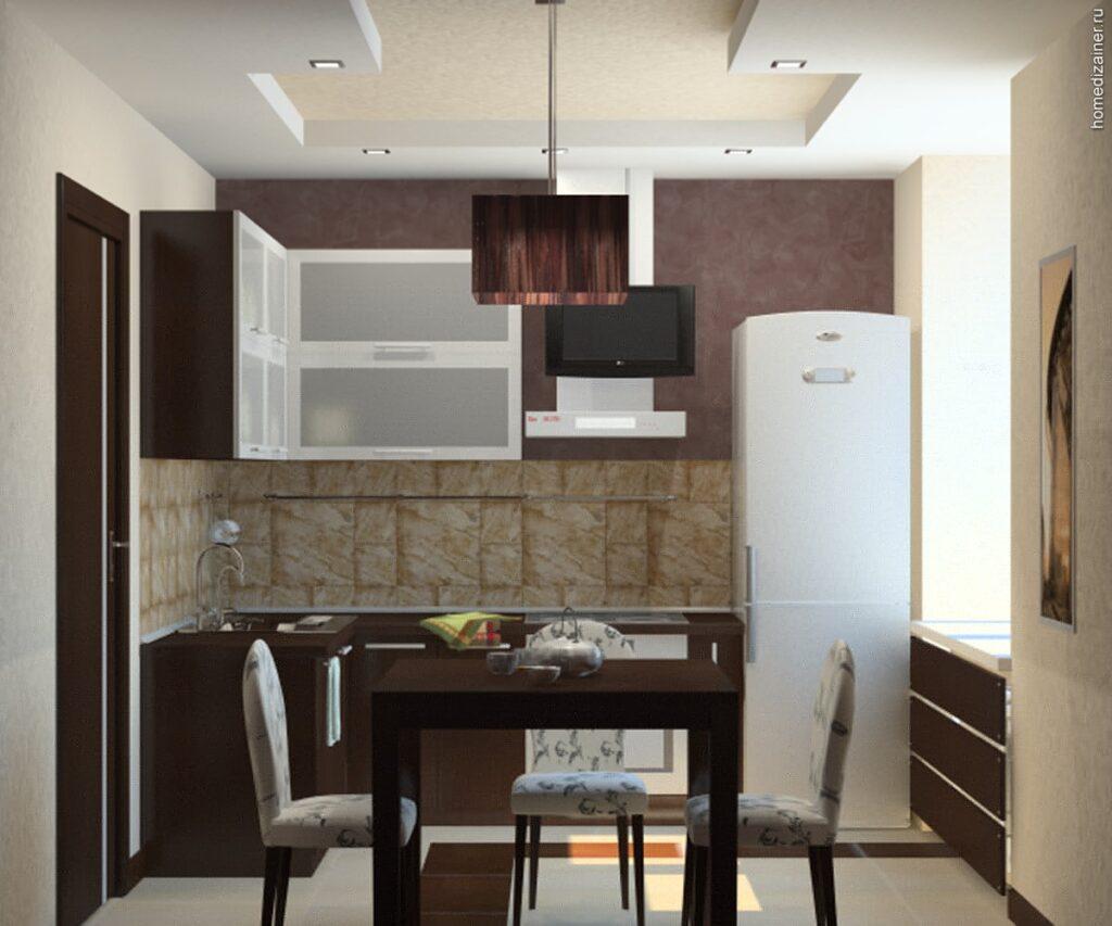 Дизайн сайт кухни