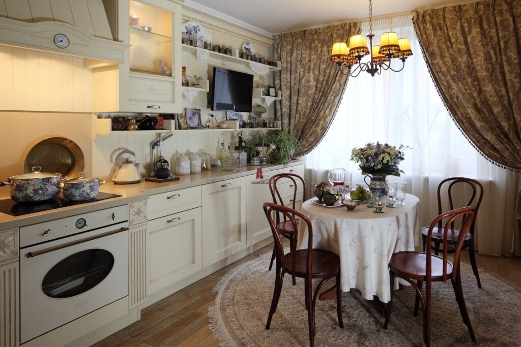 Кухни в стиле прованс своими руками форум