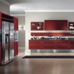 modern-stylish-red-kitchen-design