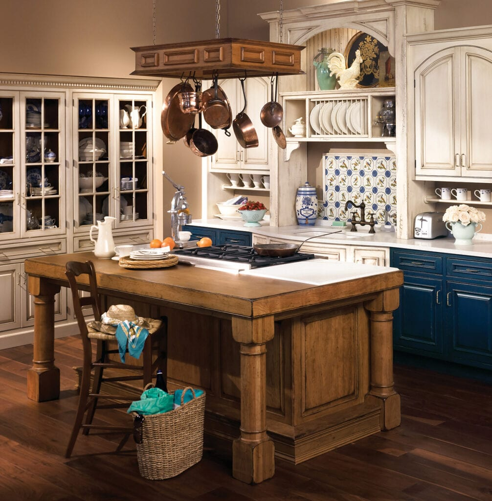Inspiring Country Kitchen Decorating Ideas for Home