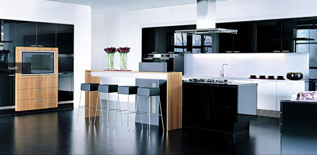 Most expensive modern kitchen