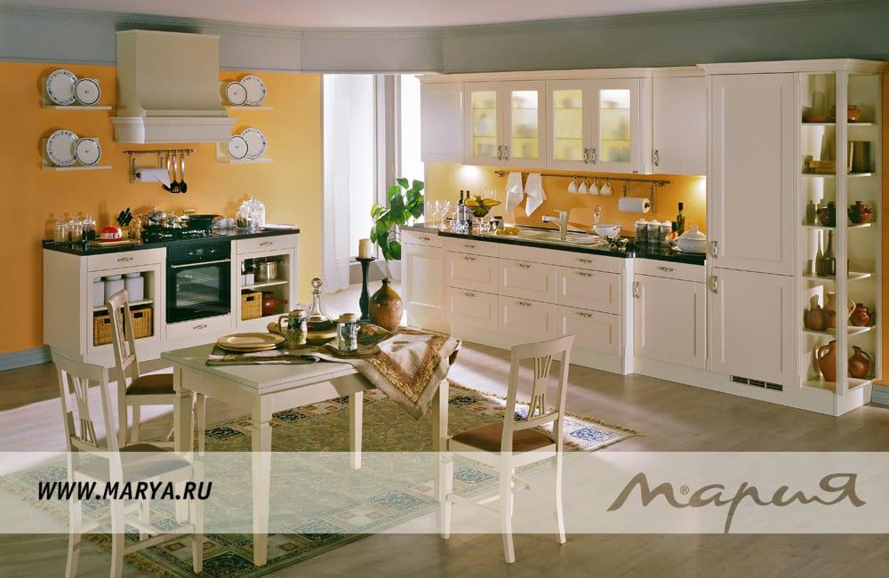 Кухни мария хабаровск официальный сайт