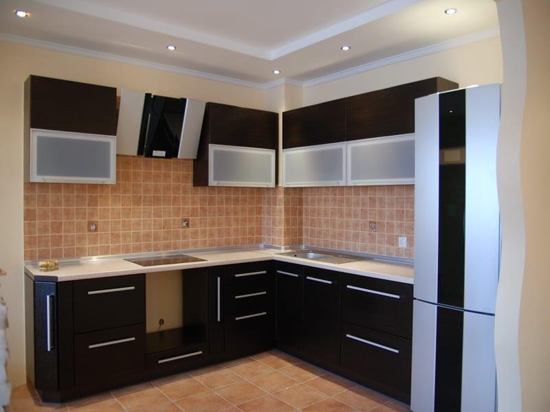 Мебель кухня угловая фото цена