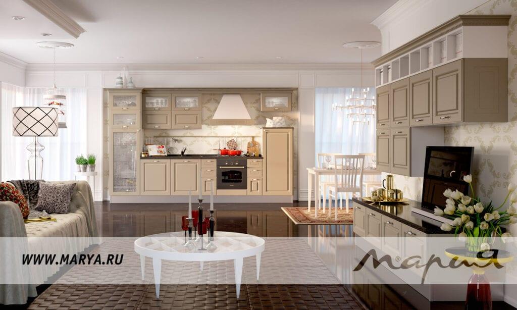 кухни мария официальный сайт цены в екатеринбурге