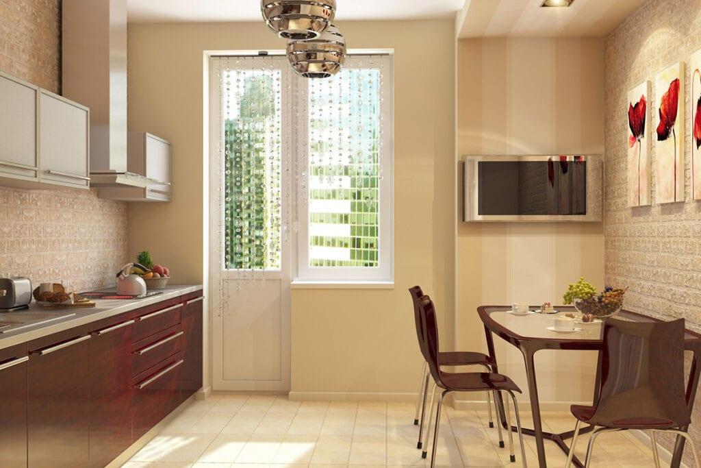 Дизайн кухни в современном стиле: 150 фото гарнитуров и инте.