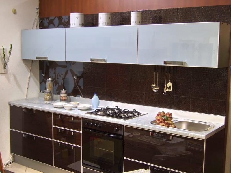 кухни пластик матовый фото