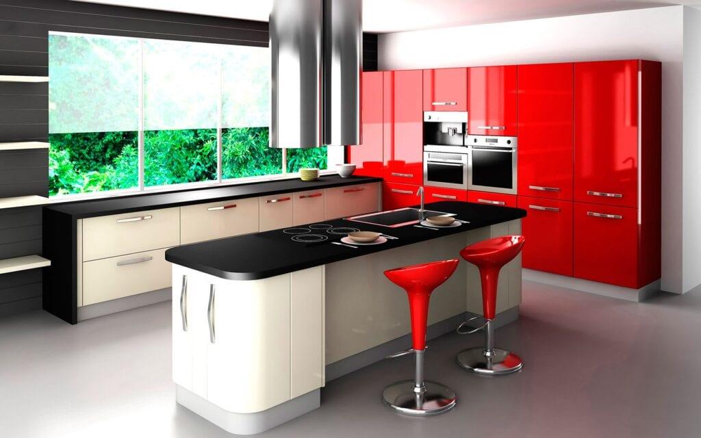 Дизайны кухни в картинках