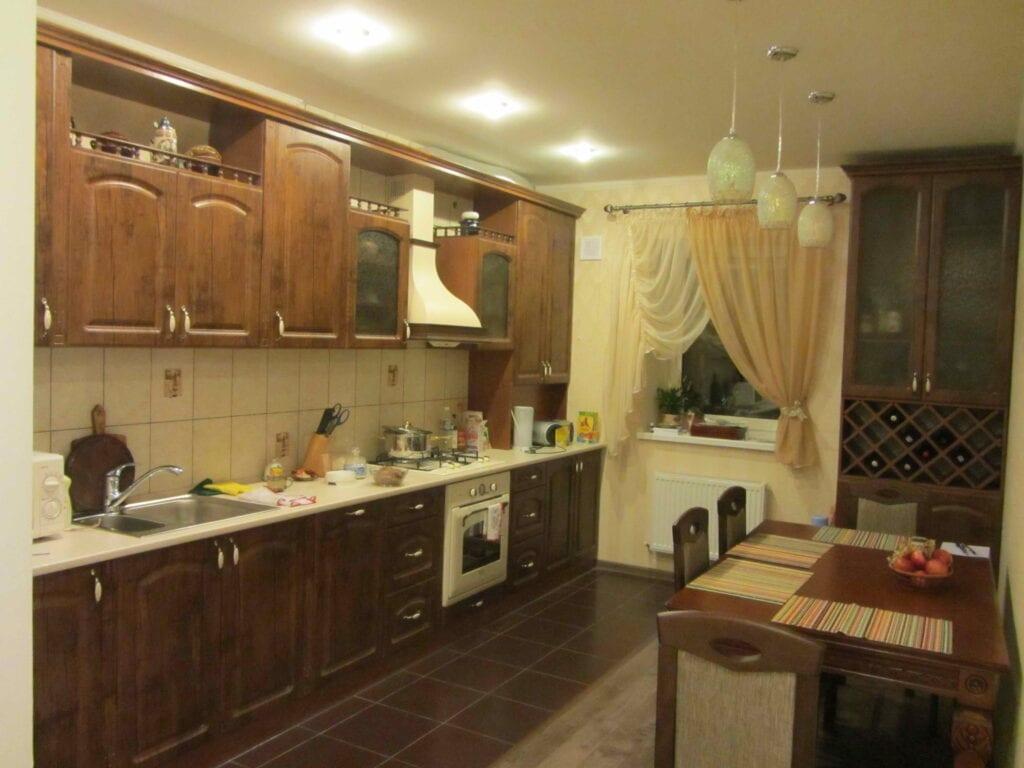 Дизайн кухни 4 5 на 4 метра дизайн