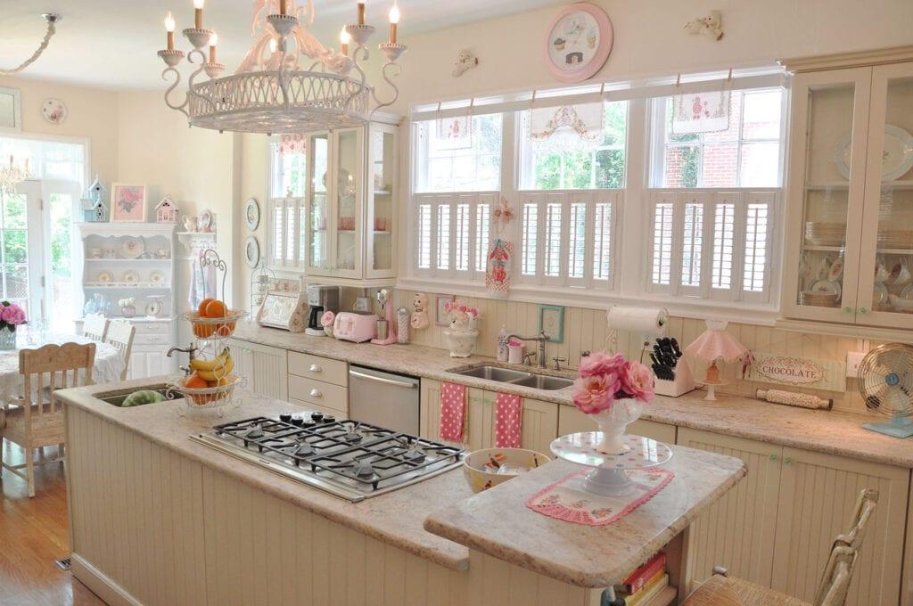 20 ideias para transformar sua cozinha num lugar mágico e acolhedor #956636 1286 854