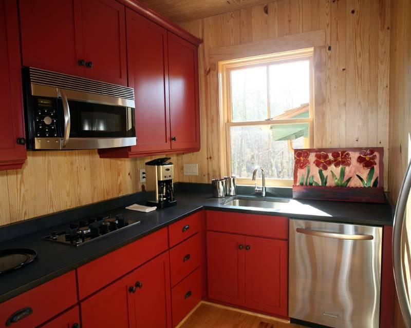 Black And Red Kitchen Designs Design Home Ideas.
