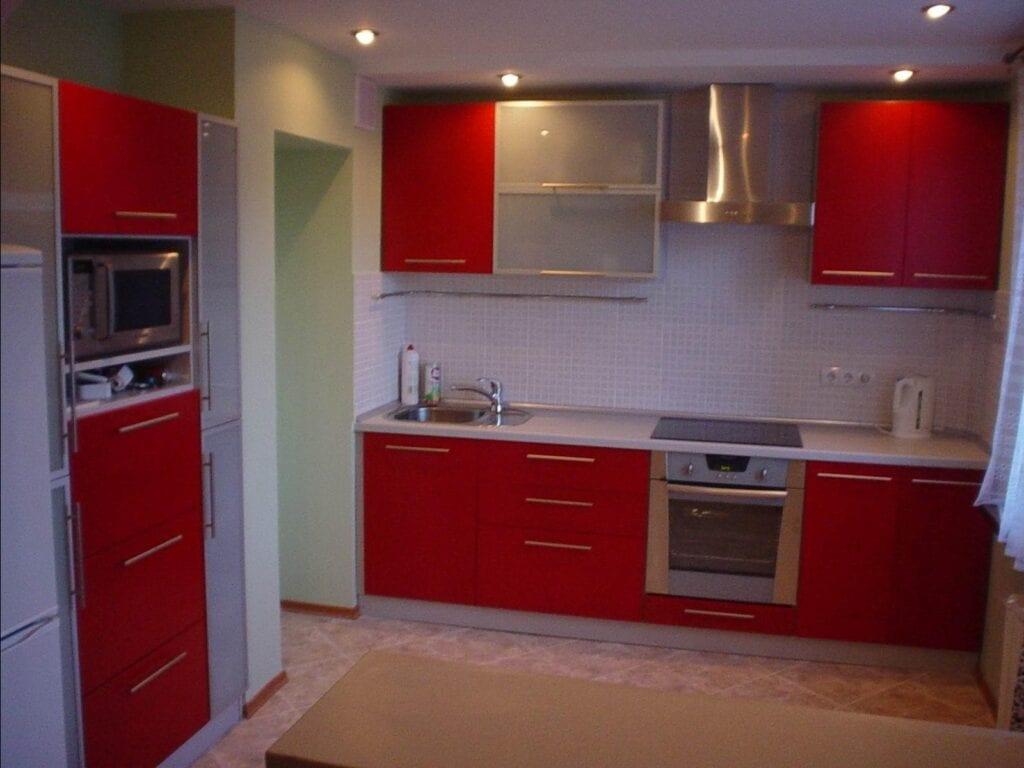 Кухни эконом дизайн