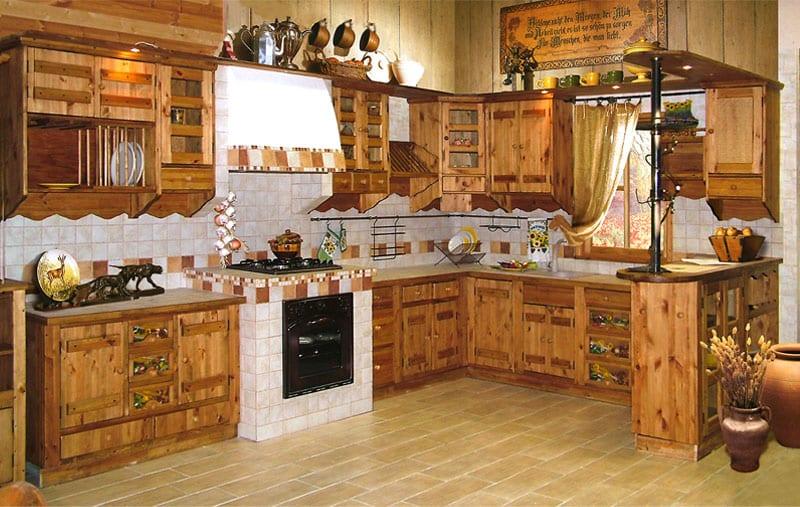 photo store Кухни В Деревенском Стили Фото download