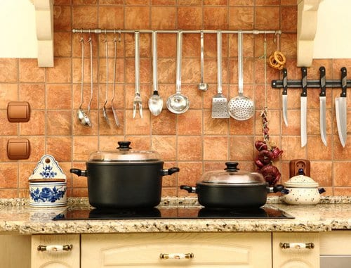 плитка керамическая для кухни на фартук фото