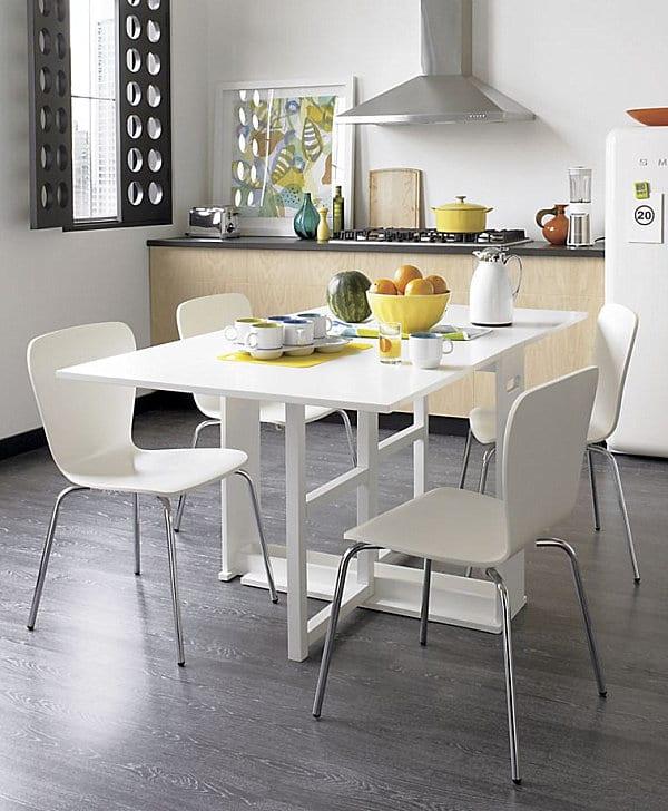 Разновидности белой мебели