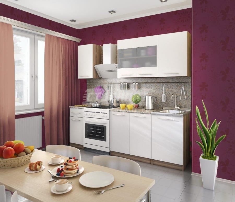 К-раута кухонный гарнитур кухни в 504 серию купить