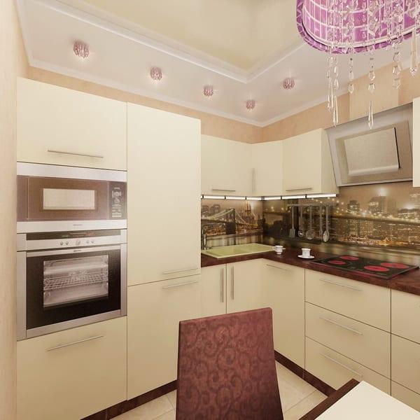 Бежевая кухня 45 фото в интерьере: как создать
