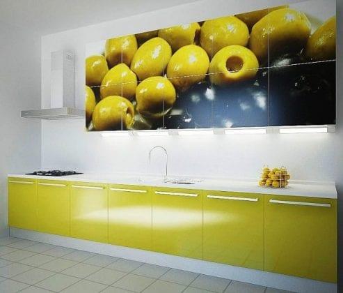 Кухонные фасады своими руками