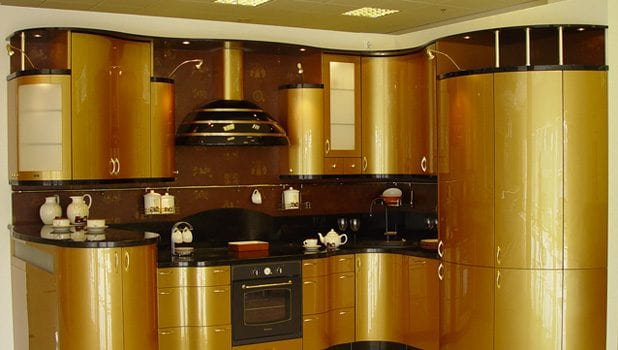Золотая кухня