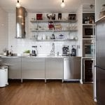 Modest-Small-Kitchen-Stainless-Steel-Appliances