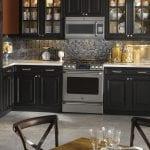 black_orange_kitchen