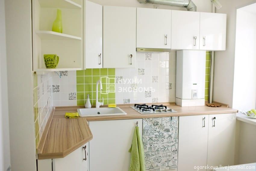 Glissade малогоборитные кухни с газовым котлом термобелья Craft