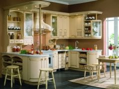 Кухонная мебель от фабрики «Экомебель»