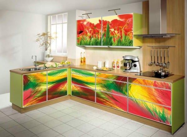 Картинки кухонного гарнитура своими руками