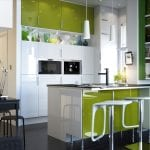 green-kitchen-cabinets-within-delightful-green-kitchens-image-with-white-cabinets-with-white