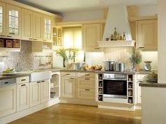 Кухня в стиле кантри – обаяние простоты