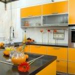 kitchen-cabinets-modern-orange-001-s4053817c-orange-juice-black-countertops-glass-doors