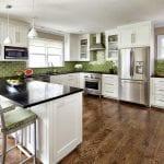 wonderful-white-and-green-kitchen-ideas