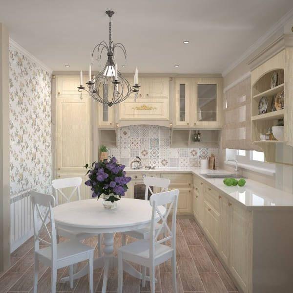 Камень для кухни в дизайне интерьера