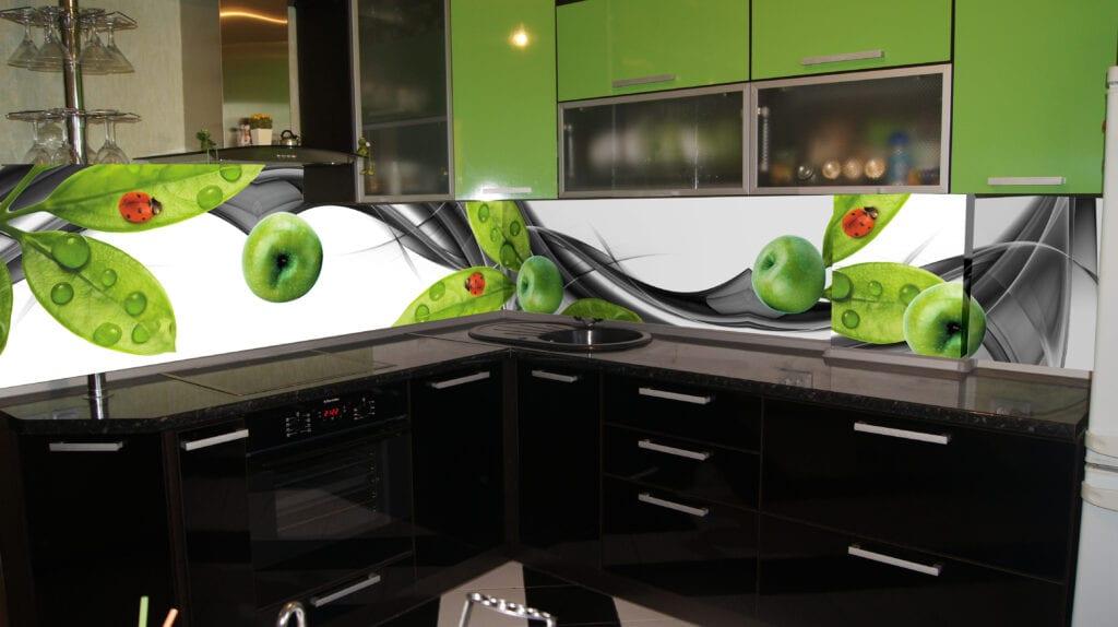Фартук для кухни установка своими руками 188