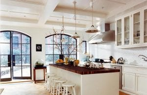 Кухня в американском стиле ─ универсальный и практичный дизайн