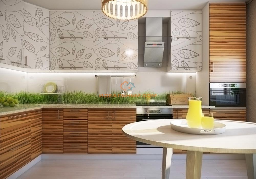 кухня в стиле эко фото