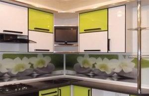 Замена фасадов кухни – прекрасный способ обновить кухонный гарнитур
