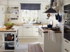 Маленькая кухня в стиле прованс — частичка французского шарма в вашем доме