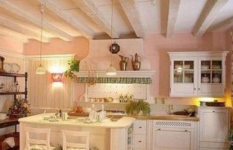 Кухня в стиле Прованс – французский шарм и элегантность