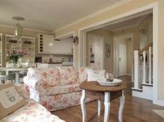 Кухня-гостиная в стиле прованс: нюансы дизайна и оформления