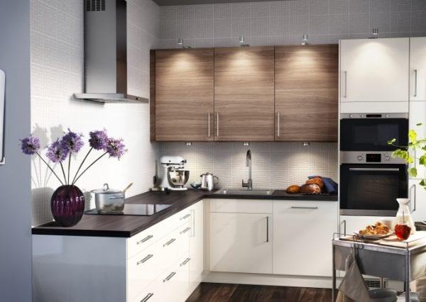 Кухонный гарнитур Икеа – практичная и привлекательная мебель по доступной цене