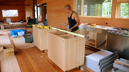 Сборка кухни Икеа своими руками