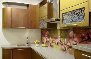 Какие стеновые панели для кухни существуют и какие из них лучше