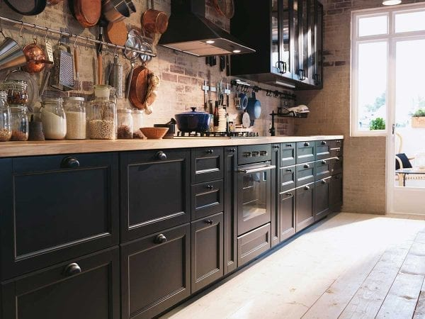 Кухня в стиле Прованс Икеа