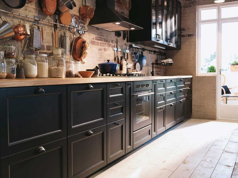 Cucine country chic ikea