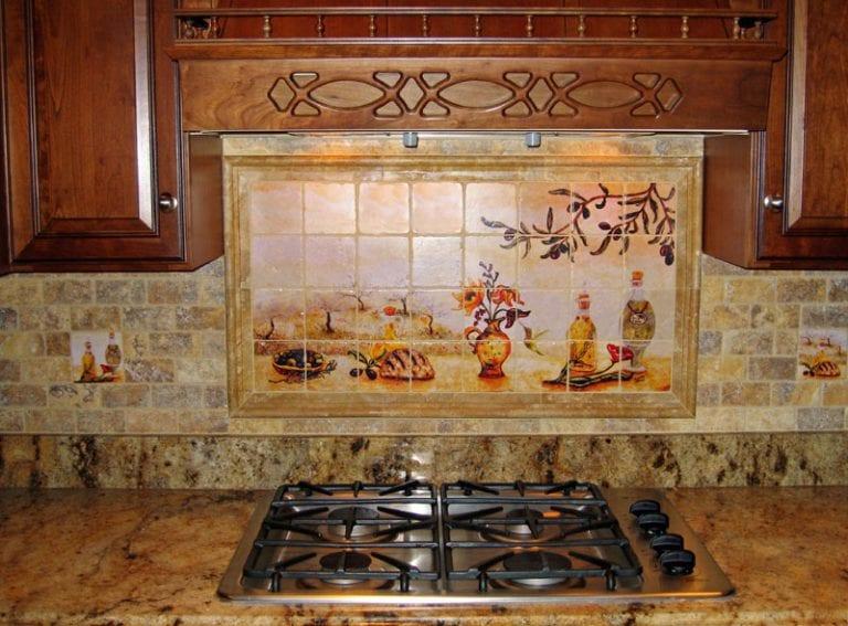 полном размере плитка для кухни на фартук панно можете