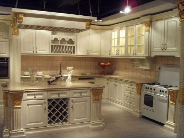 Винтажная кухня