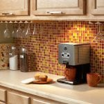 Плитка под мозаику для кухни на фартук